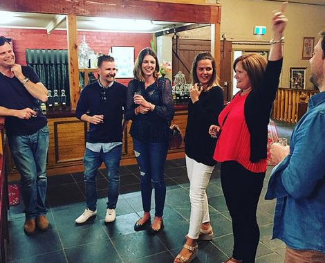 Daylesford Corporate Wine Tour and package